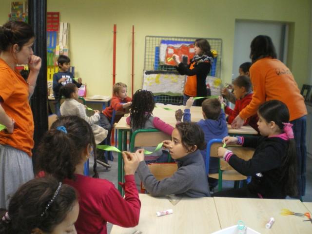 ateliers périscolaires 2012