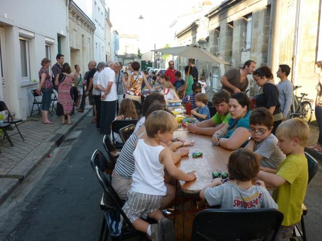 repas des voisins - 2011 - 2013
