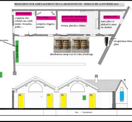 plan maisonnettte 2021