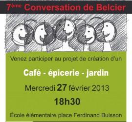 Conversation 7 affiche